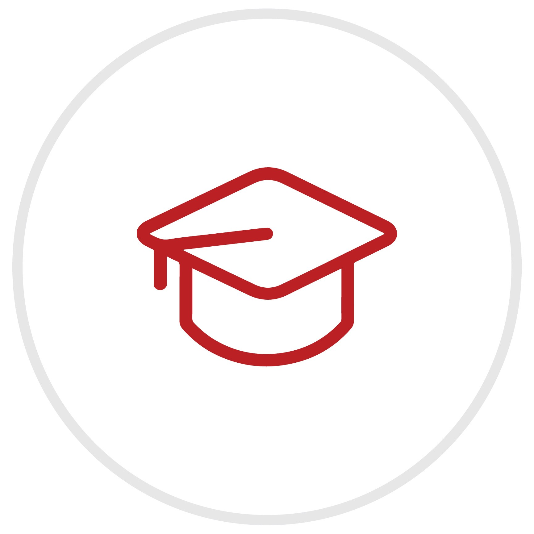 Icon of a graduation cap