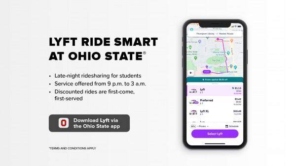 Lyft Ride Smart Graphic
